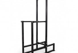 Free Standing Pull Up & Dip Bar