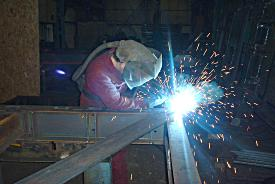 On-Site Welding